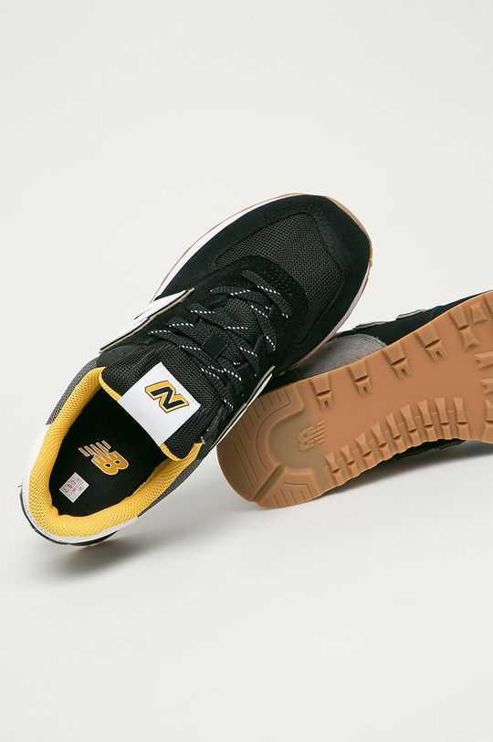 negru New Balance - Pantofi ML574SKA