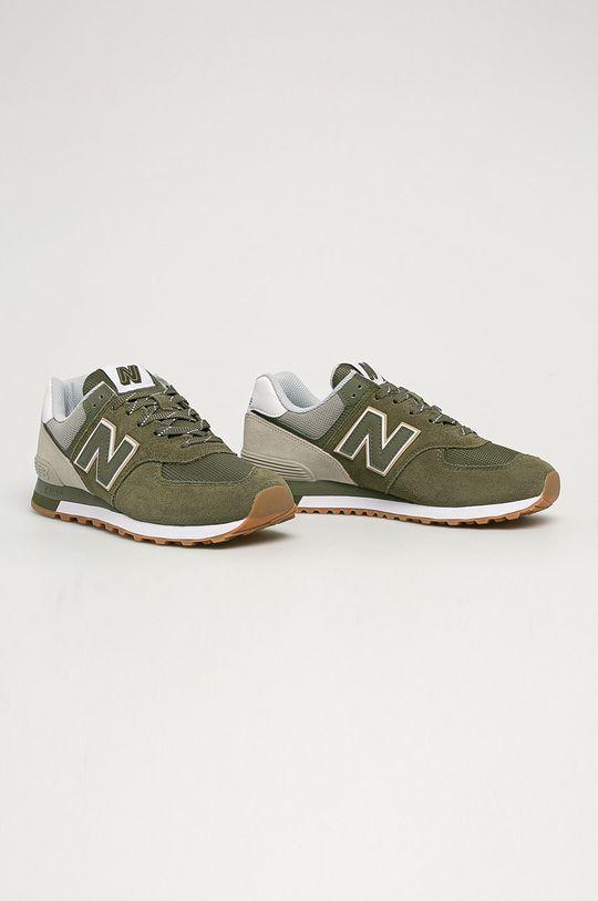 New Balance - Pantofi ML574GRF masiliniu