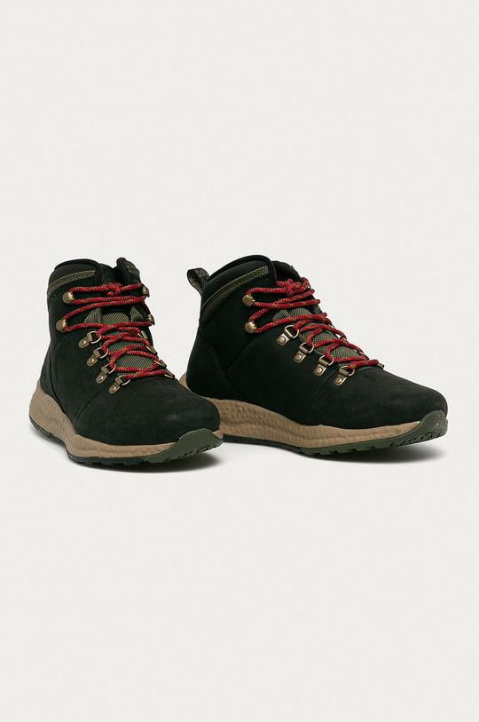 Columbia - Topánky Sh/Ft Wp Hiker čierna