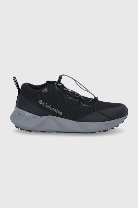 čierna Columbia - Topánky Facet Pánsky