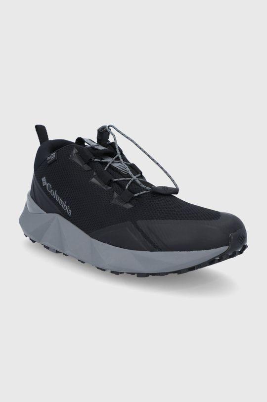Columbia - Topánky Facet čierna