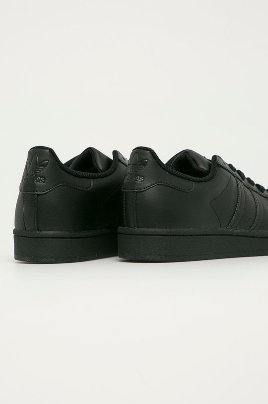 adidas Originals - Ghete de piele Superstar  Gamba: Piele naturala Interiorul: Material textil Talpa: Material sintetic
