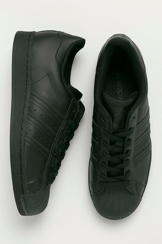 adidas Originals - Ghete de piele Superstar De bărbați