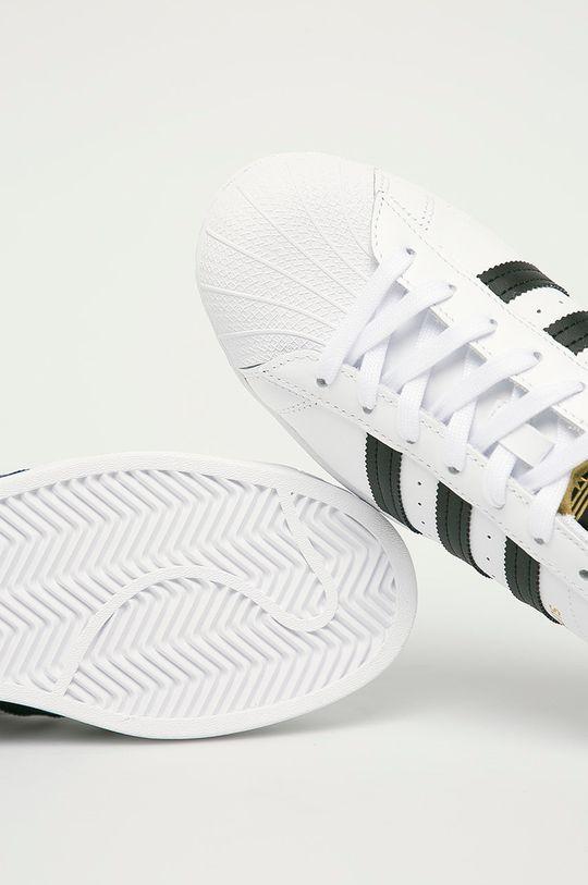 adidas Originals - Kožená obuv Superstar Pánsky