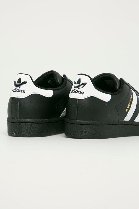 adidas Originals - Buty skórzane Superstar Cholewka: Skóra naturalna, Wnętrze: Materiał syntetyczny, Podeszwa: Materiał syntetyczny