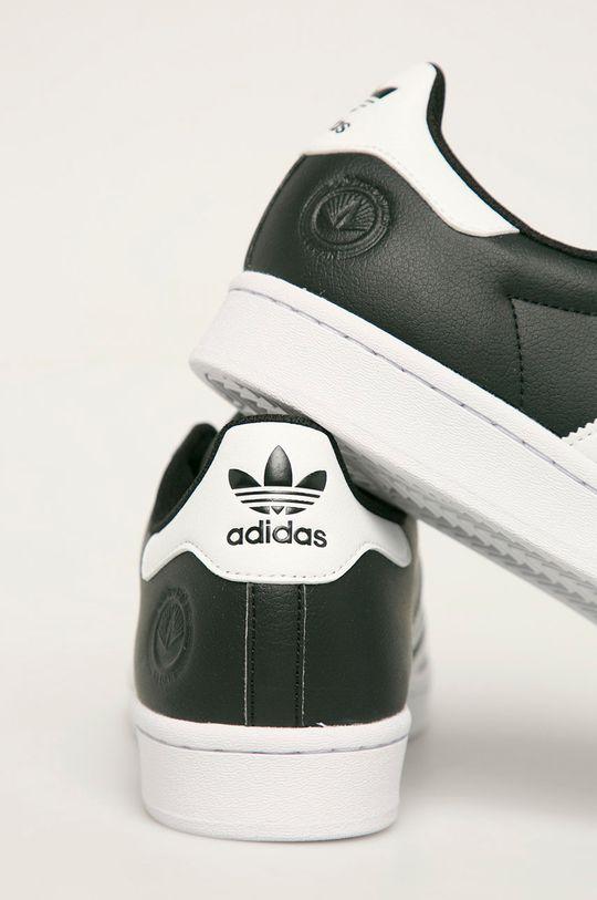 czarny adidas Originals - Buty Superstar Vegan