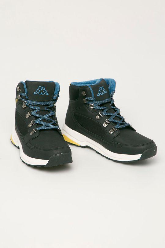 Kappa - Pantofi inalti Sigbo negru
