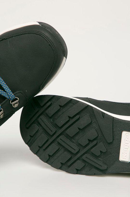 negru Kappa - Pantofi inalti Sigbo