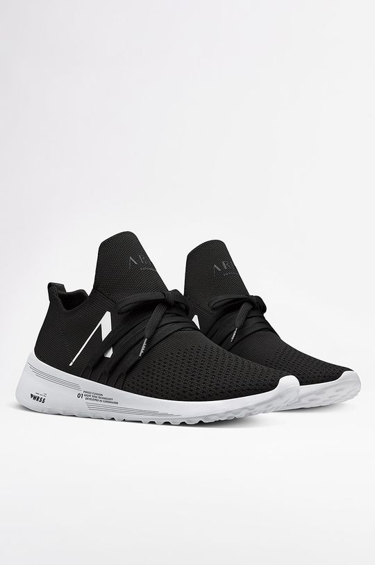 Arkk Copenhagen - Topánky čierna