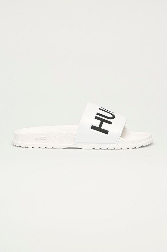 bílá Hugo - Pantofle Pánský