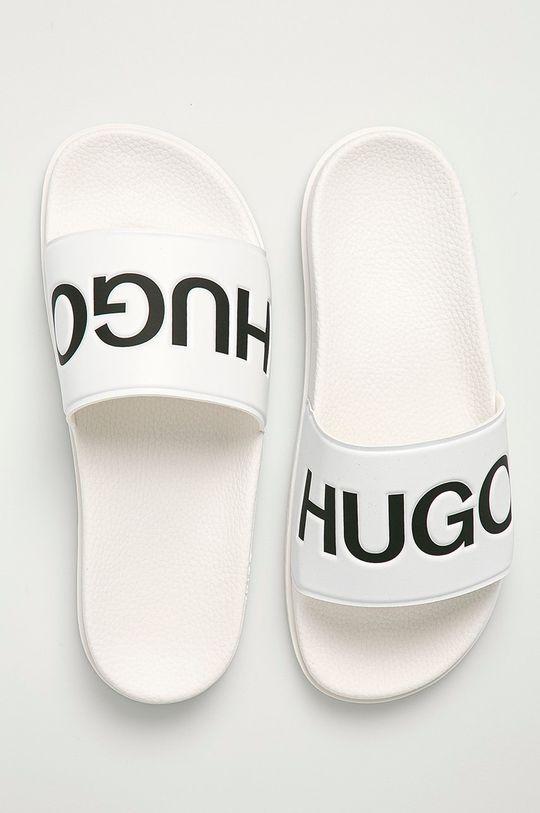 bílá Hugo - Pantofle