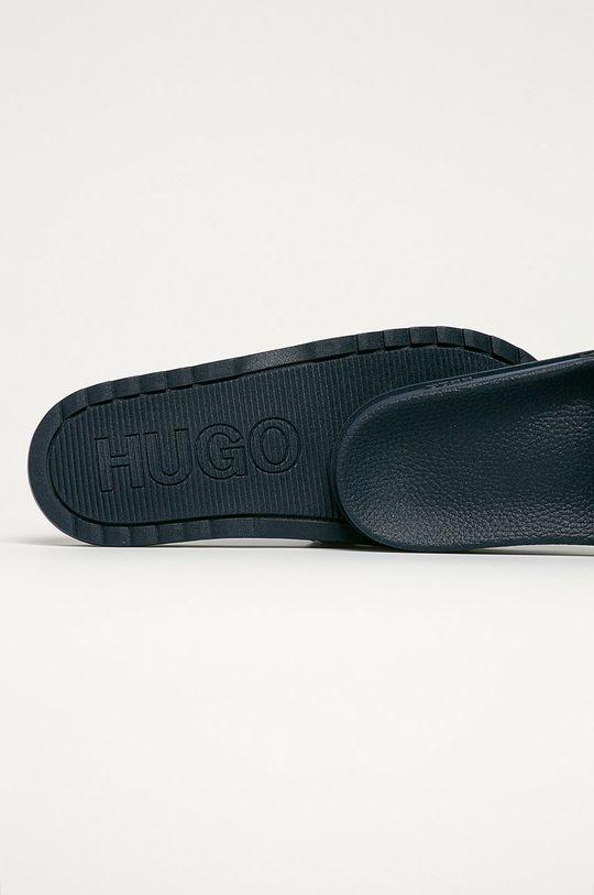 tmavomodrá Hugo - Šľapky
