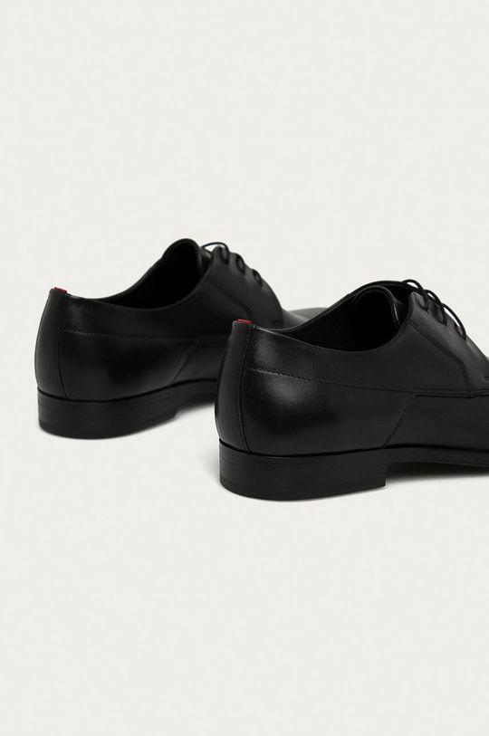 Hugo - Pantofi de piele  Gamba: Piele naturala Interiorul: Material textil, Piele naturala Talpa: Material sintetic
