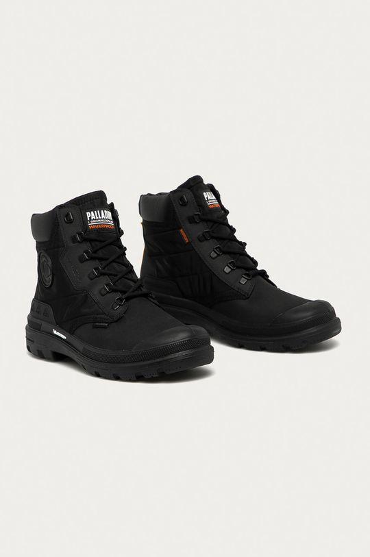 Palladium - Boty černá