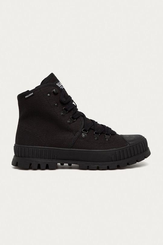 negru Palladium - Pantofi De bărbați