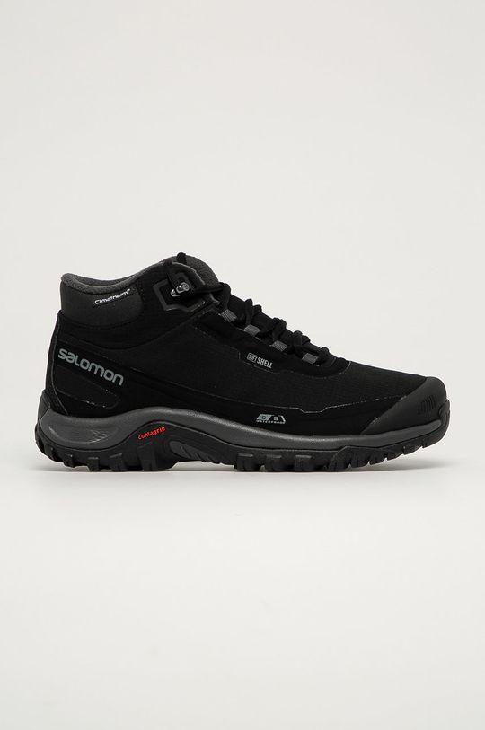 negru Salomon - Pantofi Shelter CS WP De bărbați