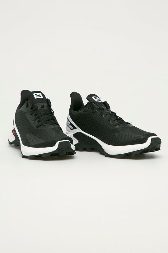 Salomon - Pantofi Alphacross Blast negru