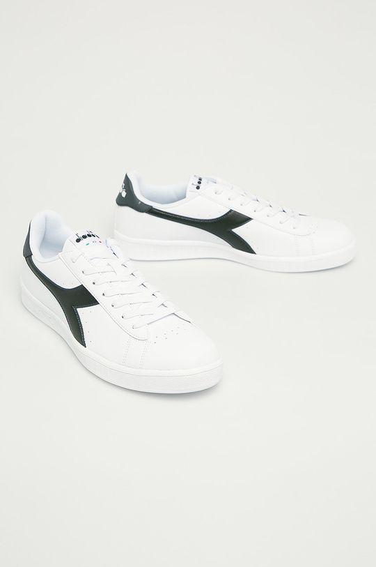 Diadora - Topánky Game P biela