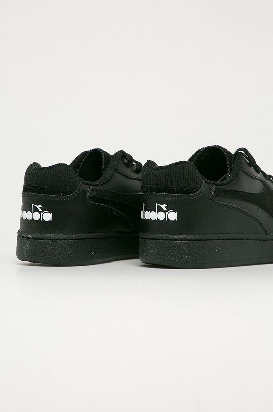 Diadora - Kožené boty Mi Basket Low  Svršek: Přírodní kůže Vnitřek: Textilní materiál Podrážka: Umělá hmota