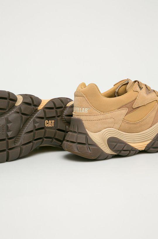Caterpillar - Pantofi Vapor  Gamba: Material textil, Piele intoarsa Interiorul: Material textil Talpa: Material sintetic