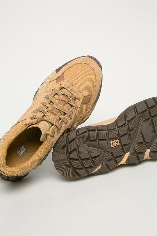 bej Caterpillar - Pantofi Vapor