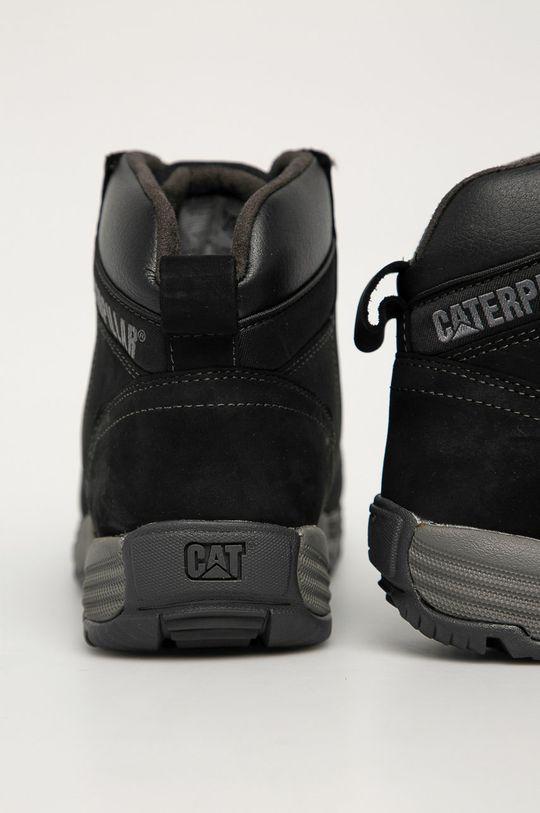 Caterpillar - Semišové topánky Supersede  Zvršok: Prírodná koža Vnútro: Textil Podrážka: Syntetická látka