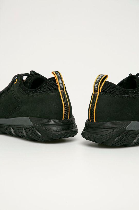 Caterpillar - Kožené boty Electroplate  Svršek: Přírodní kůže Vnitřek: Textilní materiál Podrážka: Umělá hmota