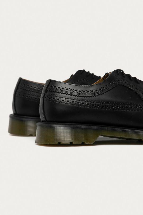 Dr. Martens - Pantofi de piele 3989  Gamba: Piele naturala Interiorul: Material textil, Piele naturala Talpa: Material sintetic