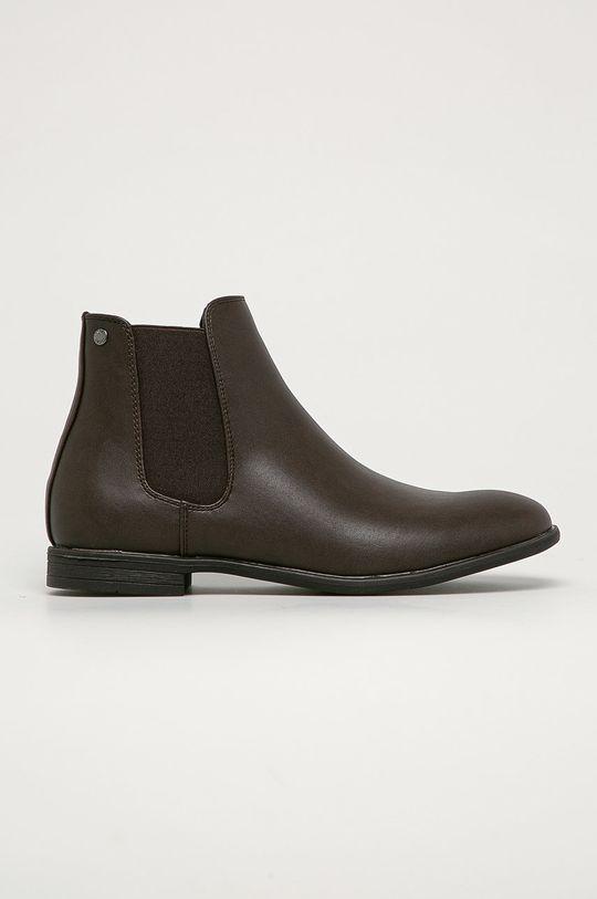 коричневый Jack & Jones - Ботинки Мужской