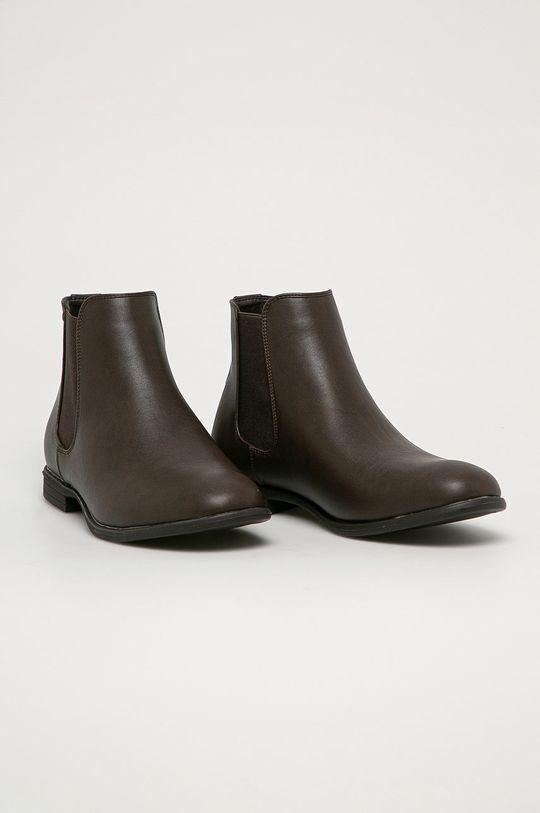 Jack & Jones - Ботинки коричневый