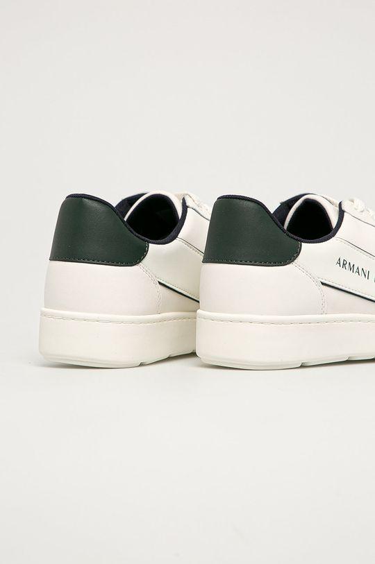 Armani Exchange - Pantofi  Gamba: Material sintetic, Material textil, Acoperit cu piele Interiorul: Material textil Talpa: Material sintetic