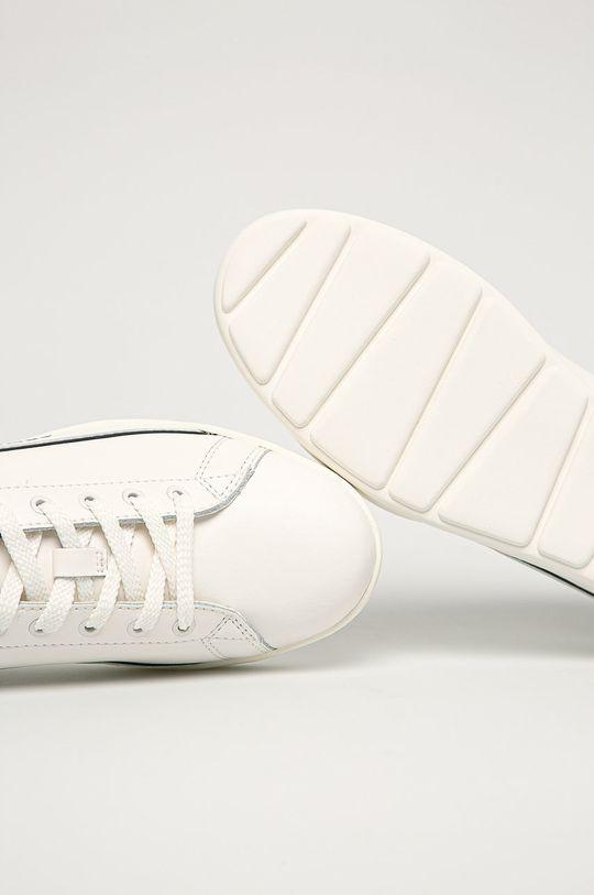 alb Armani Exchange - Pantofi