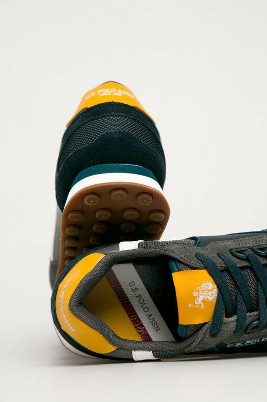 U.S. Polo Assn. - Topánky  Zvršok: Syntetická látka, Prírodná koža Vnútro: Textil Podrážka: Syntetická látka
