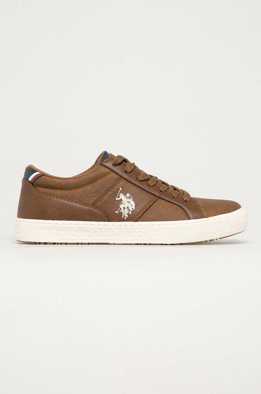 maro U.S. Polo Assn. - Pantofi De bărbați