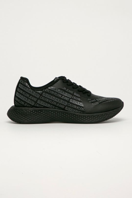 čierna Calvin Klein Jeans - Topánky Pánsky