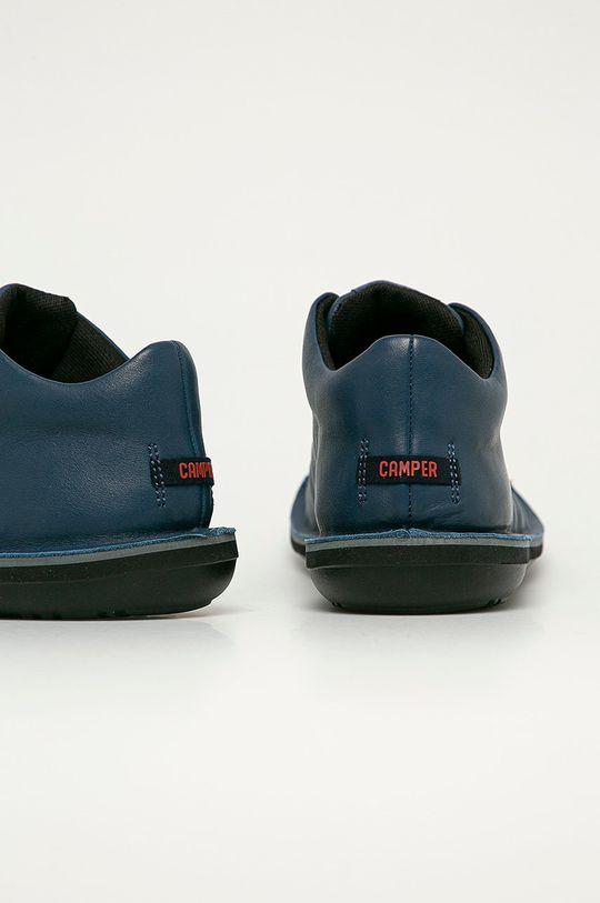 Camper - Kožené boty Beetle  Svršek: Přírodní kůže Vnitřek: Textilní materiál Podrážka: Umělá hmota