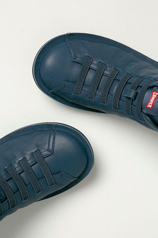 Camper - Kožené boty Beetle Pánský