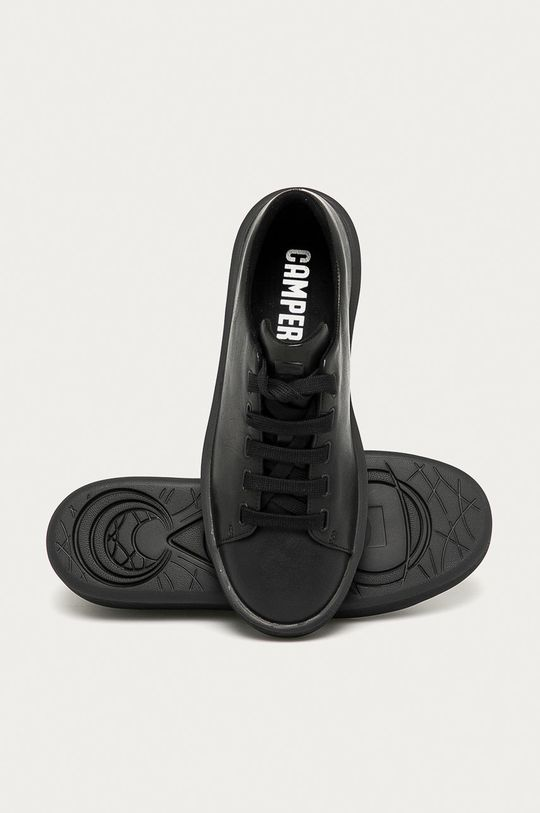 czarny Camper - Buty skórzane