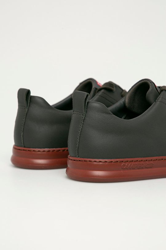 Camper - Kožené boty Runner Four  Svršek: Přírodní kůže Vnitřek: Textilní materiál Podrážka: Umělá hmota
