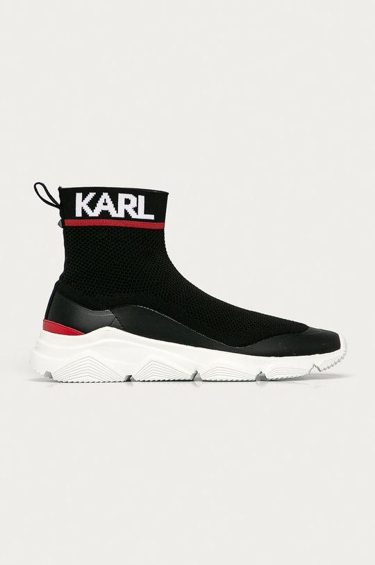 černá Karl Lagerfeld - Boty Pánský