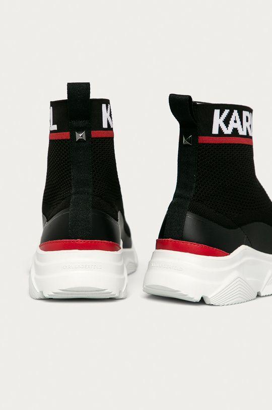 Karl Lagerfeld - Boty  Svršek: Umělá hmota, Textilní materiál Vnitřek: Umělá hmota, Textilní materiál Podrážka: Umělá hmota
