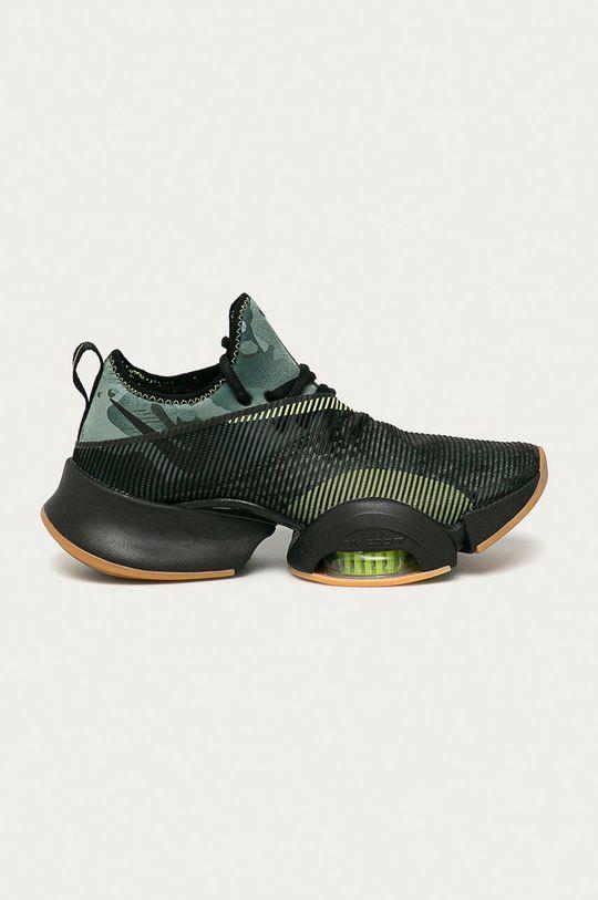 okrová Nike - Boty Air Zoom SuperRep Pánský