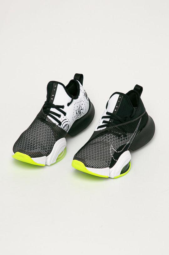 Nike - Boty Air Zoom SuperRep černá