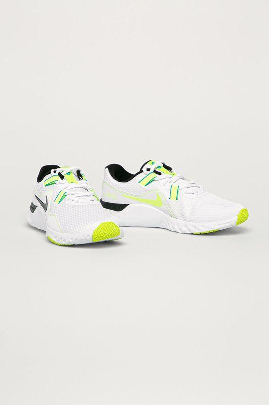 Nike - Topánky Renew Retaliation Tr 2 biela
