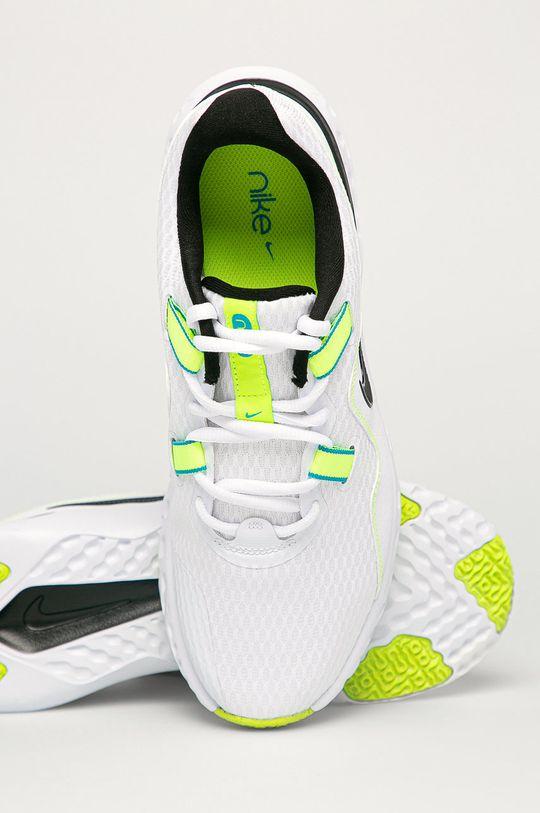 biela Nike - Topánky Renew Retaliation Tr 2