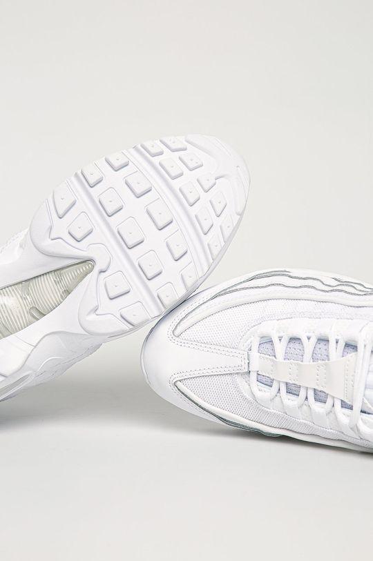 biały Nike Sportswear - Buty Air Max 95 Essential