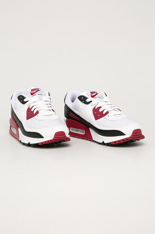 Nike Sportswear - Boty Air Max 90 bílá