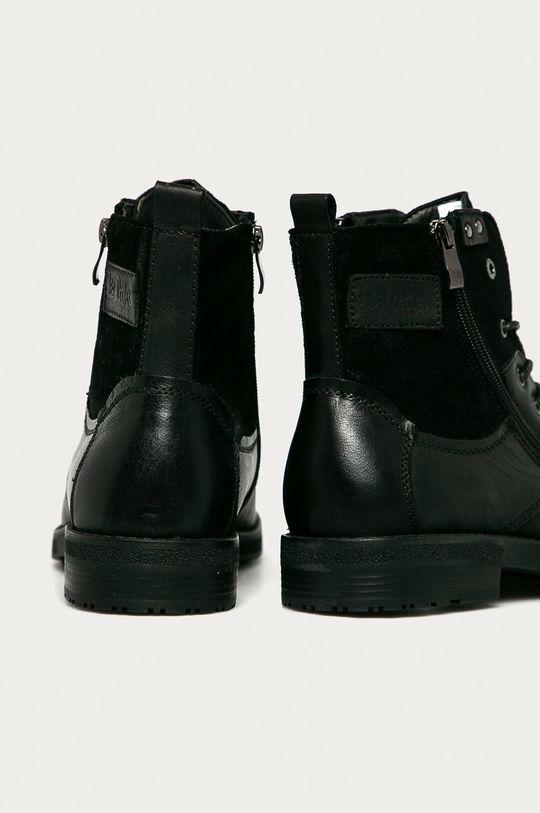 Lee Cooper - Kožené boty  Svršek: Přírodní kůže Vnitřek: Umělá hmota, Textilní materiál Podrážka: Umělá hmota