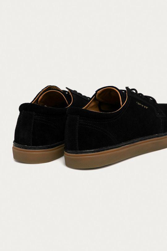 Gant - Semišové boty Prepville  Svršek: Semišová kůže Vnitřek: Textilní materiál, Přírodní kůže Podrážka: Umělá hmota