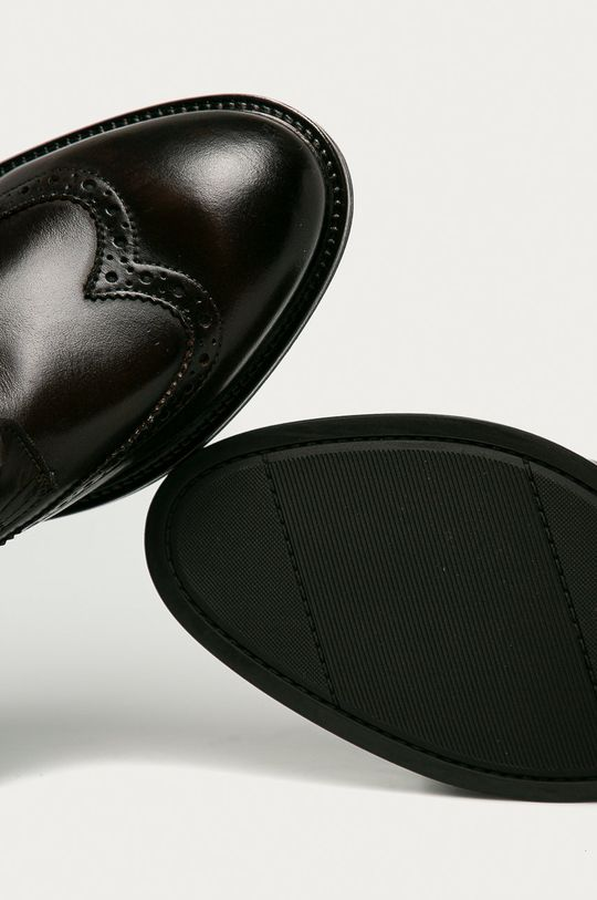 brązowy Gant - Buty skórzane Flairville
